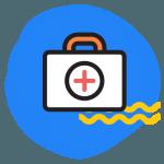 Icône - Trousse de premiers soins