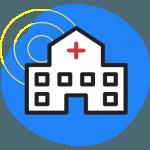 Icône - Hôpital