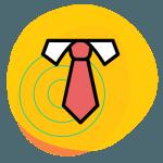 Icône -Cravate